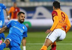 Erzurum - Galatasaray: 1-2