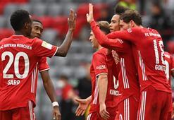 Bayern Münih-Eintracht Frankfurt: 5-0