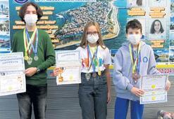 Dünya şampiyonları Oğuzhan Özkaya'dan