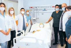Kalp kapakçığı için ameliyatsız yöntem