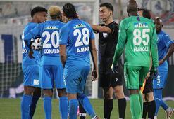 Erzurumspor - Galatasaray maçına VAR damga vurdu