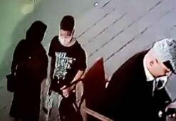 İstanbul'da şok eden hırsızlık Küçük çocuk çantayı çaldı