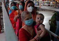 24 saatte 50 bin kişide daha virüs tespit edildi