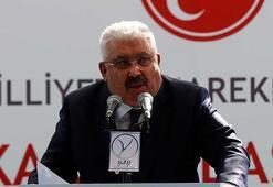 Semih Yalçın, partisinin Ankara İl Kongresinde konuştu