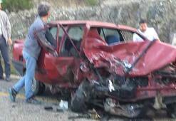 Bursada feci kaza Ölü ve yaralılar var