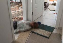Evinde kanlar içinde bulunan yaşlı adam hayatını kaybetti