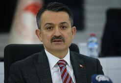 Bakan Pakdemirli açıkladı 276 milyar liraya çıktı