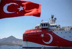 Türkiyeden Yunanistana Oruç Reis tepkisi