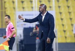 Son dakika - Trabzonsporda Eddie Newton: Gerçekten hayal kırıklığı