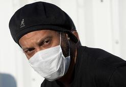 Son dakika - Ronaldinhonun koronavirüs testi pozitif çıktı