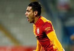 Son dakika - Galatasarayda Falcao Geri döndü En iyi başlangıç...