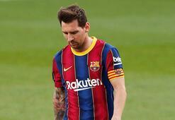 Ronaldo gitti, Barcelonada Messi bitti