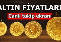 Altın fiyatları bugün kaç para Gram altın ve çeyrek altın fiyatı kaç TL