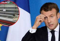 Son dakika... Fransanın etekleri tutuştu Durdurun...