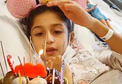 10 yaşındaki Melekin korona kabusu Minik kalbi 5 dakika durdu