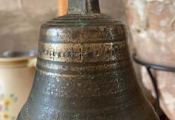 Ayasofyanın 2 bin yıllık çanı olduğu değerlendiriliyor