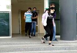Bursadaki uyuşturucu operasyonu 2 kişi tutuklandı