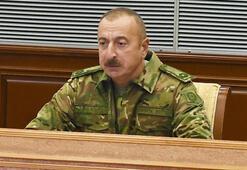 Son dakika... Aliyev: Dışarıdan bir saldırı gerçekleşirse o zaman Türk F-16ları görecekler