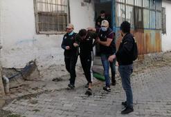 Yozgatta DEAŞ operasyonunda 4 zanlı yakalandı