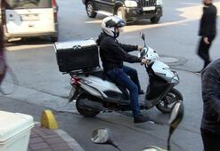Motosikletli kuryelerin isyanı: Bizden hızlısı gerçekten mezarda