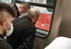 Genç kız Şişli metrosunda raylara düştü