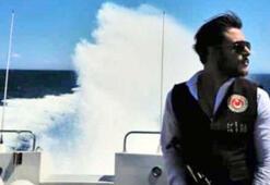 Gümrük memuru, arama yaptığı gemide feci şekilde can verdi