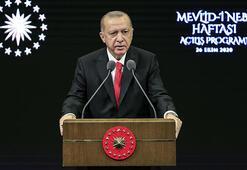 Son dakika... Cumhurbaşkanı Erdoğandan Fransız mallarına boykot çağrısı