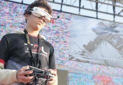 Dezavantajlı gençlere drone eğitimi
