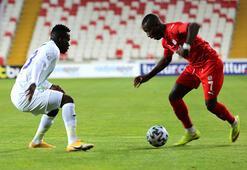 Sivasspor - Çaykur Rizespor: 0-2