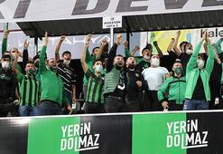 Son dakika - Denizlispor - Beşiktaş maçında loca uygulaması dikkat çekti