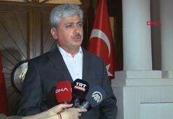 Hatay Valisi Rahmi Doğan İskenderun'daki patlamaya ilişkin açıklama yaptı