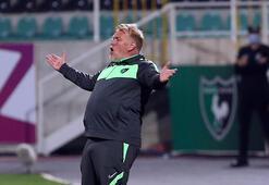 Son dakika - Robert Prosinecki: VARda net penaltıyı görmemek benim garibime gitti