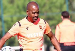 Son dakika - Trabzonsporda Newton için karar zamanı