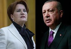 Son dakika... Erdoğanın mesajı ittifaka davet mi siyasi nezaket mi