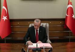 Cumhurbaşkanı Erdoğanın imzasıyla yayınlandı Kırsal kalkınma...