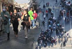 İstanbulda şok eden manzara Ben koronaya da inanmıyorum