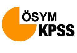 KPSS lisans tercihleri, atamaları ne zaman 2020 KPSS ortaöğretim ne zaman, konuları neler