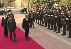 Milli Savunma Bakanı Akar, Özbekistanda