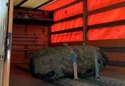 Almanyada 2. Dünya Savaşı'ndan kalma bomba etkisiz hale getirildi