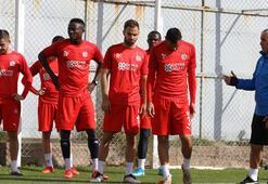 Sivasspor'da Maccabi Tel-Aviv  hazırlıkları başladı