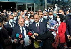 İYİ Partide il başkanları, Ümit Özdağın ihracı için dilekçe verdi