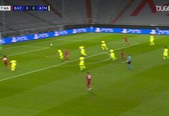 FC Bayern Münih 4-0 Atletico Madrid Maç Özeti