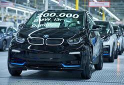 BMW i3 200 bininci kez banttan indi