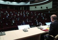 Son dakika... AK Parti MKYK toplantısı başladı
