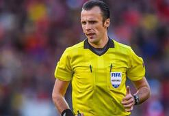 Sivasspor-Maccabi Tel Aviv maçını Irfan Peljto yönetecek
