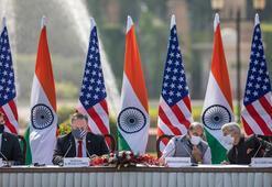 ABD Çine karşı askeri uydularını Hindistana açtı