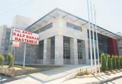 Bölgenin kalp damar hastanesi