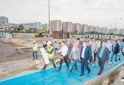 Mavişehir'de rehabilitasyon