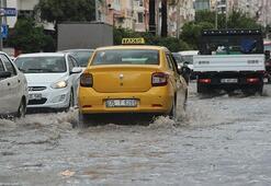 Meteorolojiden peş peşe sağanak yağış uyarısı