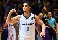 Türk Telekom, ABDli basketbolcu Nick Johnson ile anlaştı